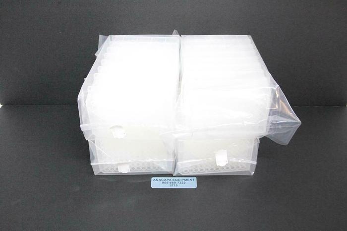 Greiner Bio-One 786201 Masterblock® 96 WELL 0.5ml V-bottom LOT OF 32 NEW (5775)G
