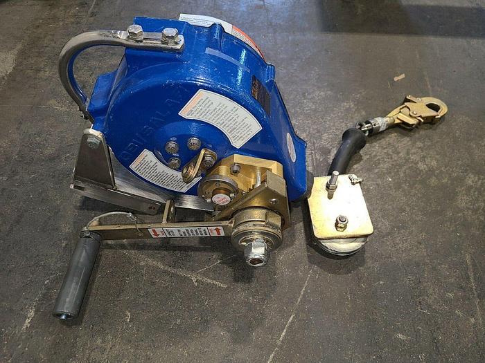Used DB Industries DBI / SALA Lifting Helper Person Hoist Winch