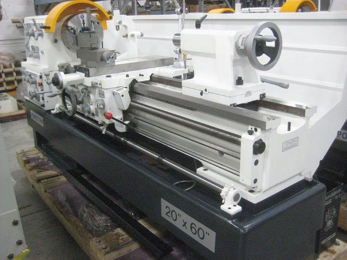 "20"" X 60"", POWERTURN, ""NEW"" PRECISION LATHE"