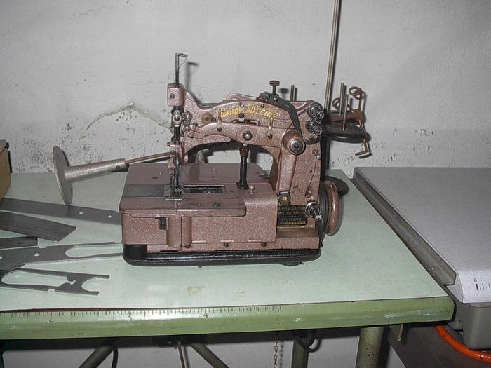 Gebraucht Saummaschine  UNION-SPEZIAL  75300Q 2-Nadeln