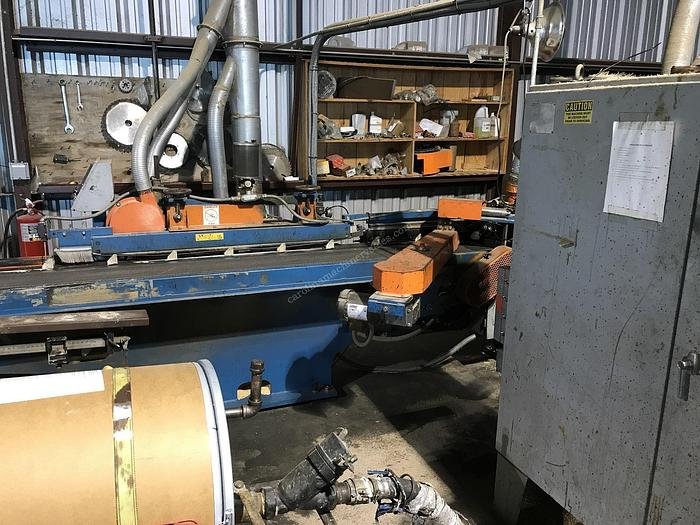Western Machinery Finger Jointing Line