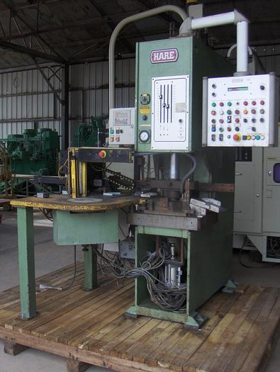 Used Hare Press