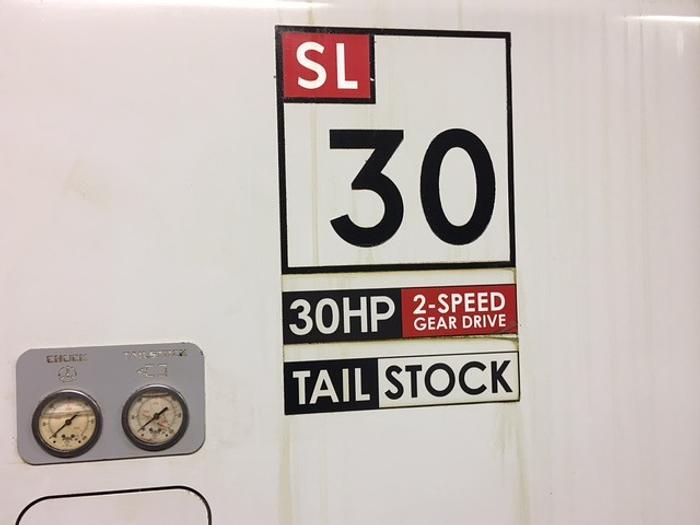 2008 Haas SL-30T CNC Lathe (Gearbox) Excellent Condition
