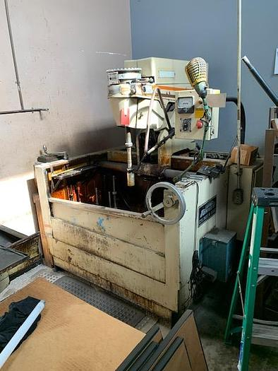 Used No. CV616E, SUNNEN CYLINDER KING AUTOMATIC VERTICAL HONING MACHINE [5434]