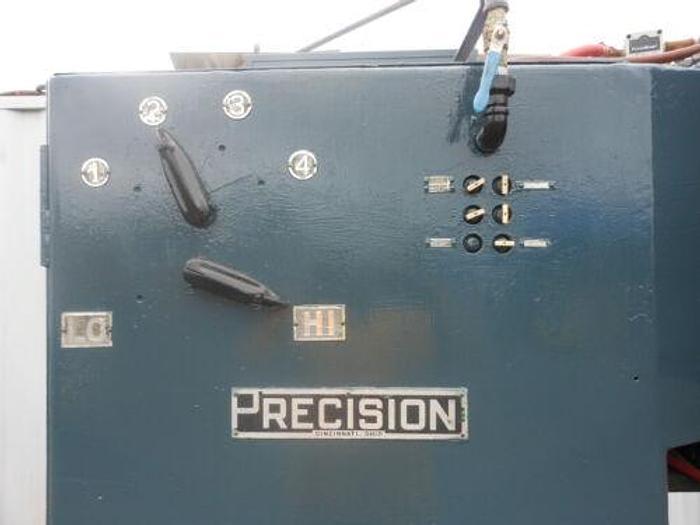 PRECISION 150 KVA LONGITUDINAL SEAM / ROLL - SPOT WELDER