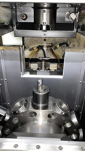 2002 CNC Vertikaldrehmaschine EMAG VSC 200 DUO