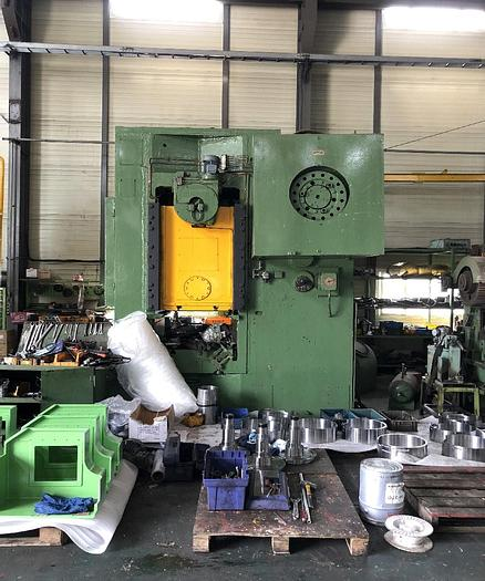 Used Press Knuckle Joint Coining KB8340