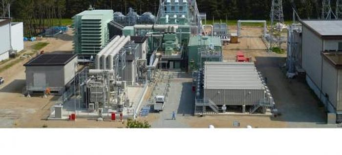333.0 MW 2011 Mitsubishi 701F4 Natural Gas / Diesel Power Plant