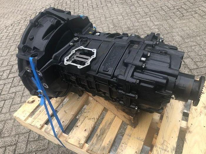 Used MAN ZF 6S800 TO