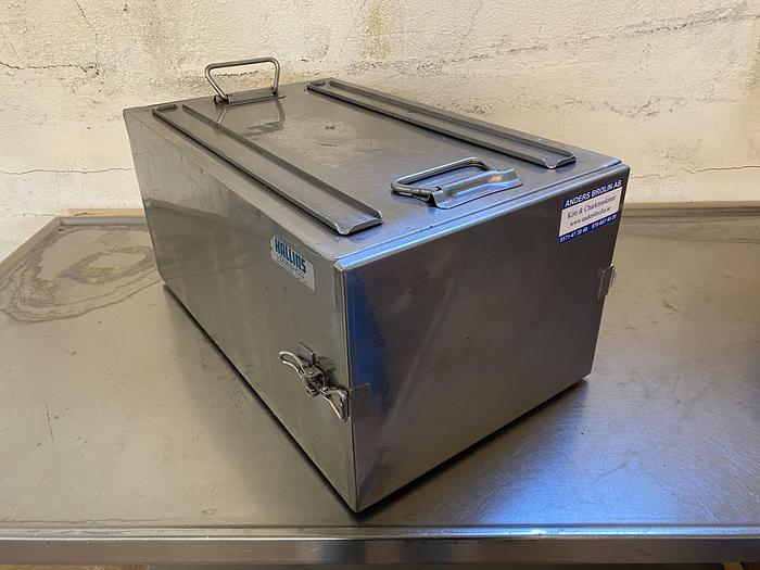 Begagnad #1450 Värmebox 65x40cm