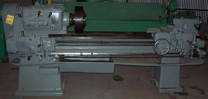 "Used 16"" x 48""  LODGE & SHIPLEY Model A Engine Lathe"