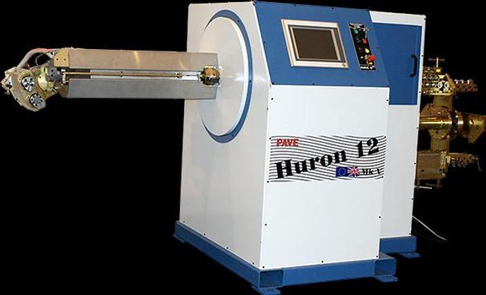Huron 12 Mk7 CNC Wire Bending Machine