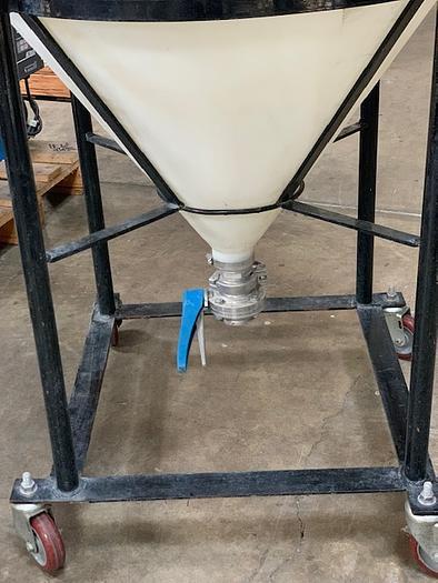 120 Gallon Poly Fermentation Tank