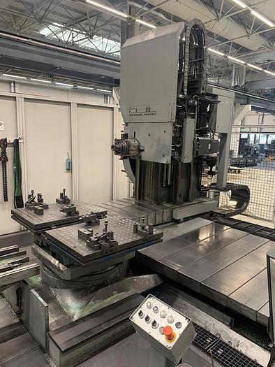 Gebraucht CNC Bearbeitungszentrum Horizontal DECKEL MAHO S 500