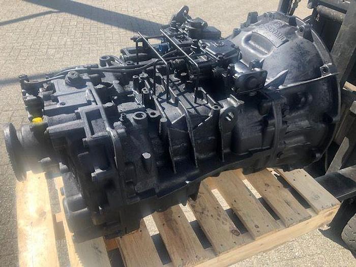 Used Volvo ZTO 1109