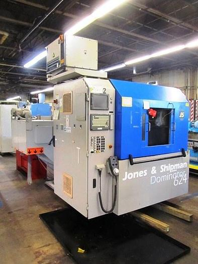 Jones & Shipman Dominator 624 CNC Surface Grinder