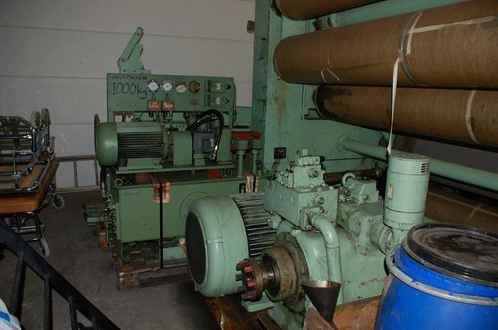 (FRW-126) - Slitter Rewinder - 1700 mm - Goebel