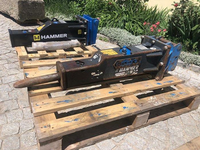 Gebraucht Hammer HM150 Hydraulikhammer