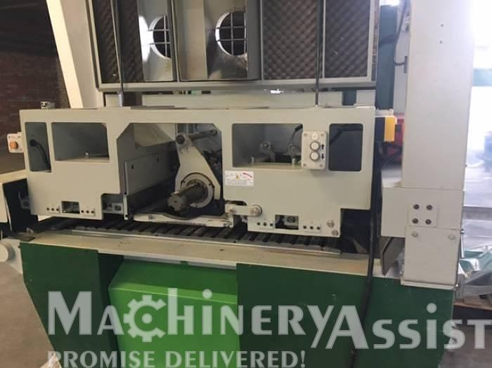 Used MRS-340M Movable RIP SAW KUANG YUNG