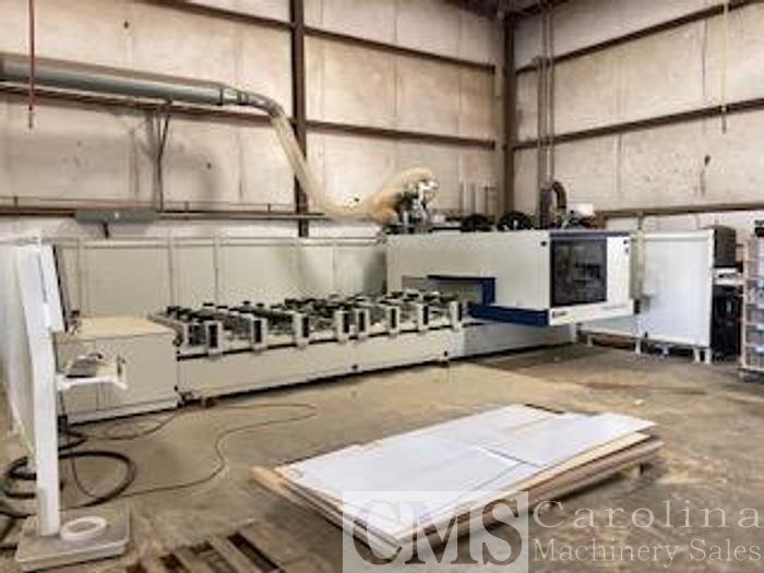 Used 2019 Morbidelli P200 CNC Router & Edgebander