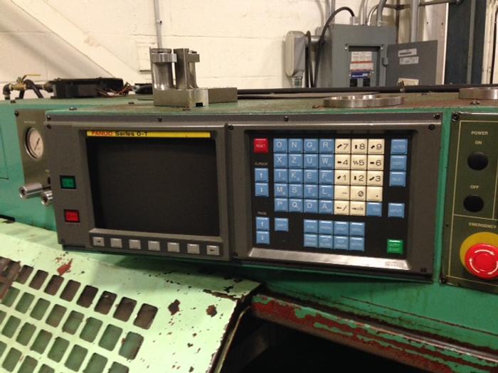 1993 WINTEC SMG TC-15 2 AXIS CNC LATHE