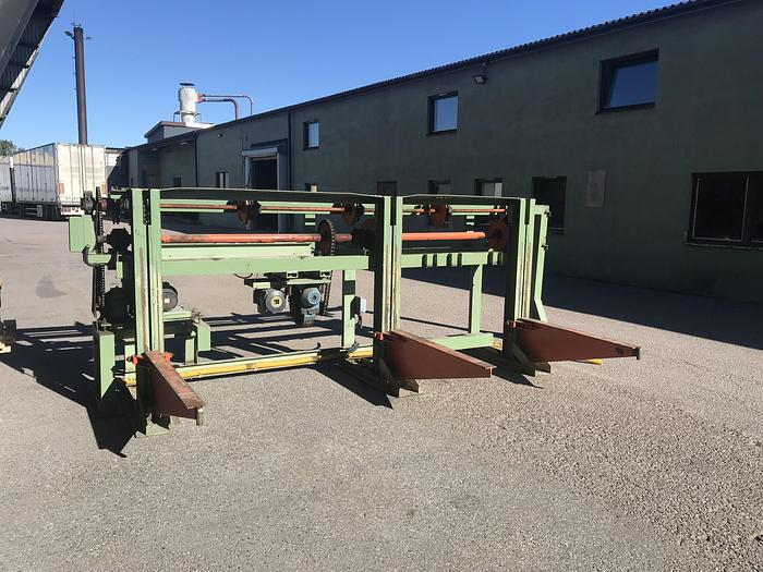 Used Jonab, Board pack lift