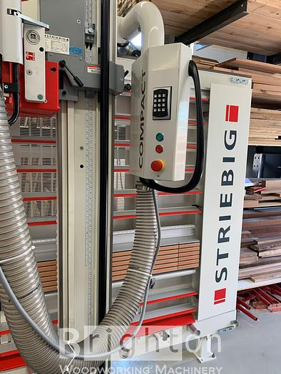 Used 2016 Striebig Compact 11, NEW, never used, in crate vertical panel saw.