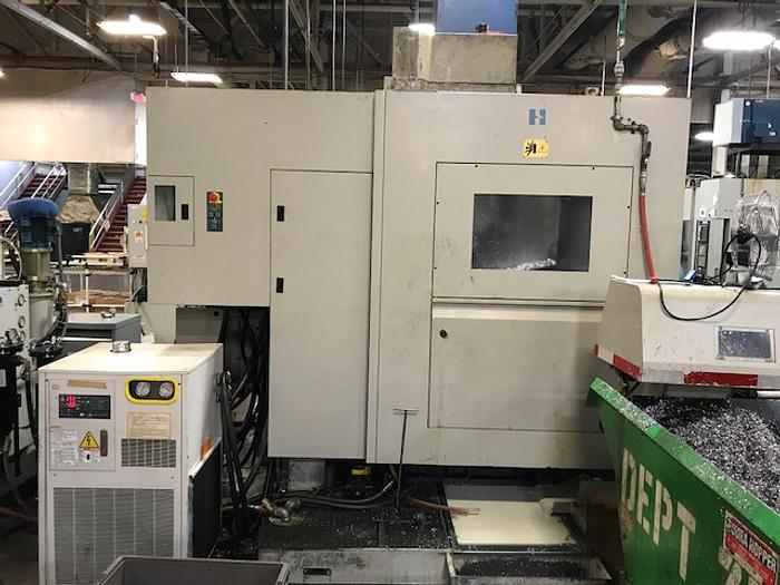 HARDINGE-BRIDGEPORT XP3 760 VMC PRODUCTION CENTER