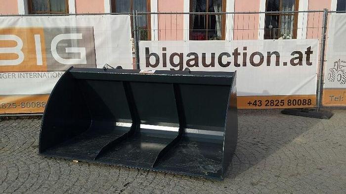 BIG Volumenschaufel 240 cm mit Manitou Aufnahme
