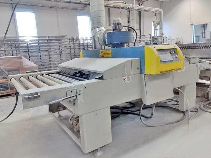 Used 2000 Giardina UV curing / drying tunnel Giardina GST