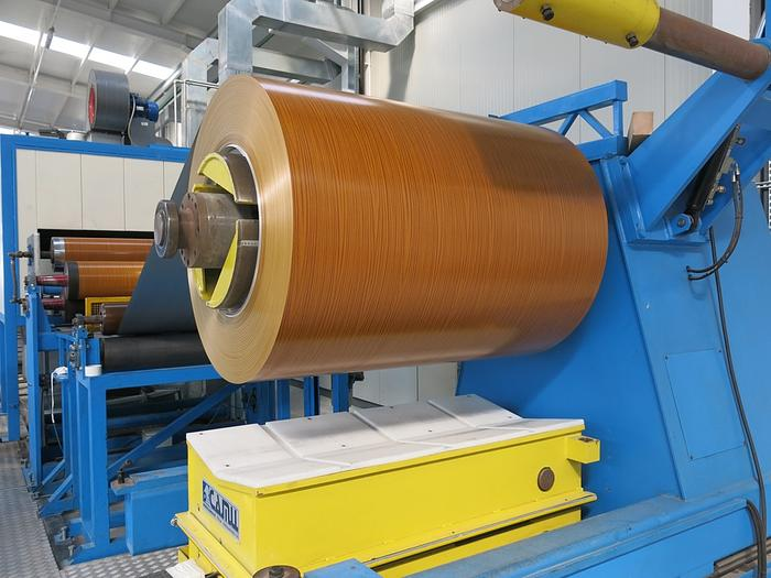 1280mm Coil Coating Line: CC-172