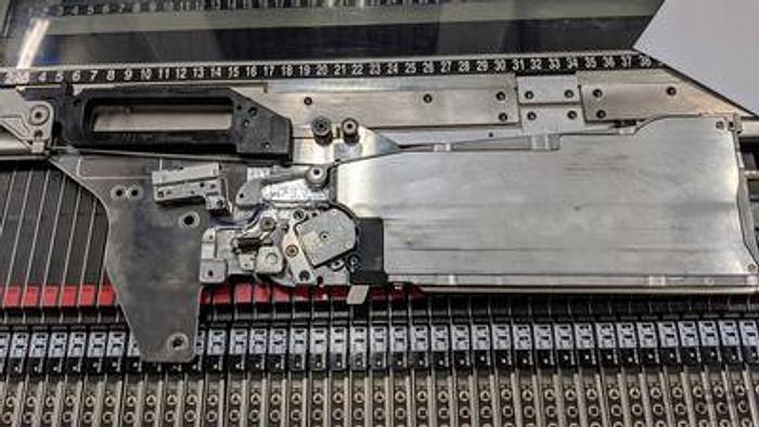 Used FUJI NXT II W12C 12MM Feeder part # KT12L FUJI  NXT II W12C 12MM Feeder part # KT12L