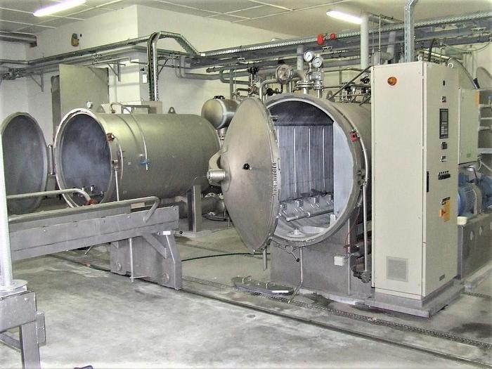 THIES Bobbin yarn dyeing machine
