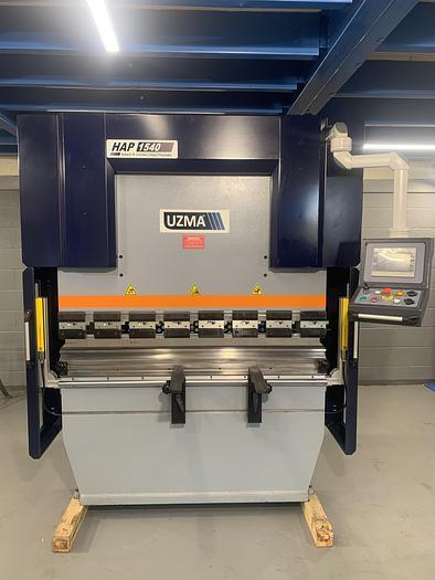 UZMA NC controlled Press brakes  30 ton - 60 ton   830mm - 2100mm