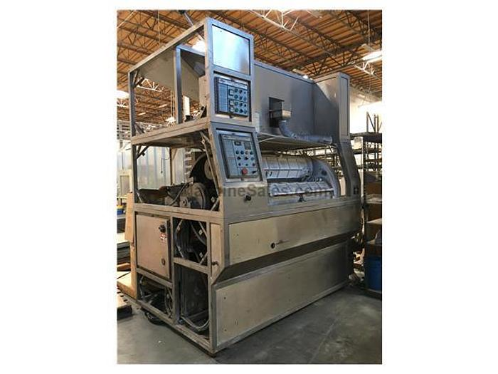 2000 United Centrifugal Barrel Finishing Machine