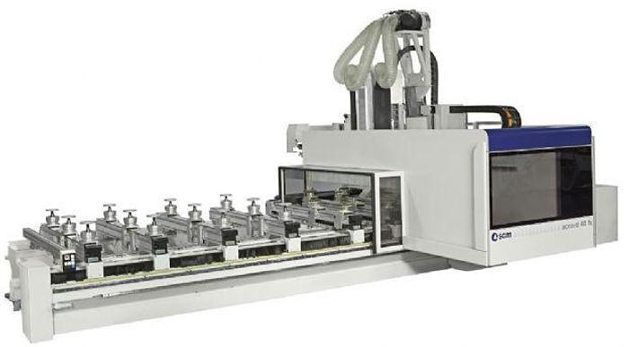 SCM Group Routech Series CNC Machines