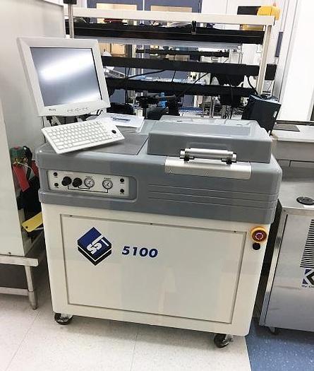 SST 5100 Programmable Vacuum/Pressure Soldering Furnace  2014 Vintage