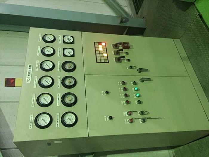 Mitsubishi 18KU30A engine with Toshiba generator 6280 KVA each