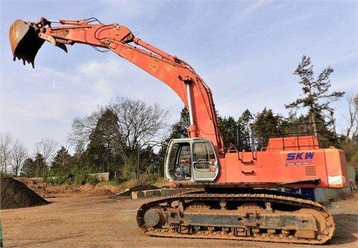 Used 2000 HITACHI EX750