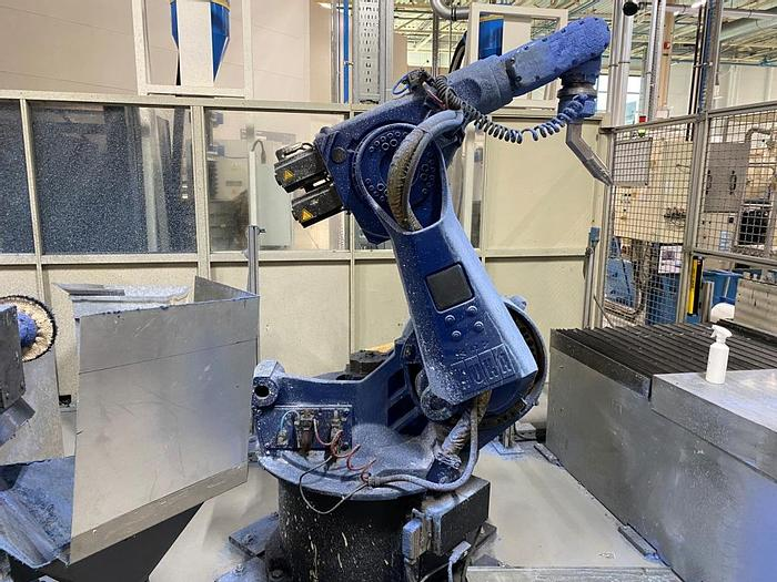 Used 1998 SHL/Kuka Robot Polishing Cell