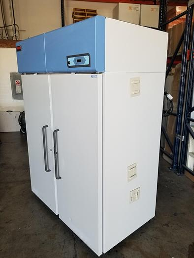 Used Thermo Scientific REL5004A25 Double Door Lab Refrigerator 115V, Fully Tested
