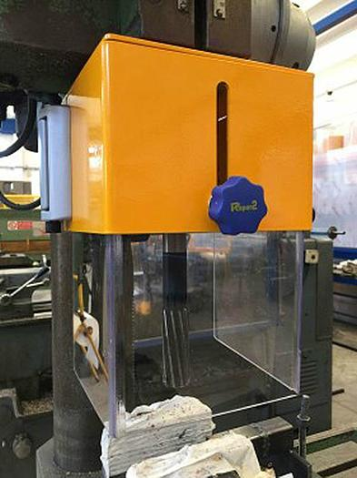 Bridgeport Type Mill/Drill Guard Model TRT