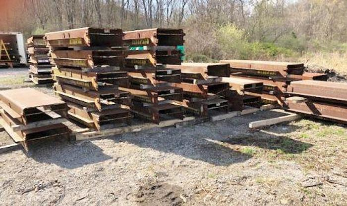 Used Lagging Panel Precast Concrete Forms
