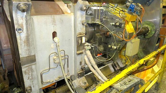 2000 mton SMS Aluminum Extrusion Line: EX-481