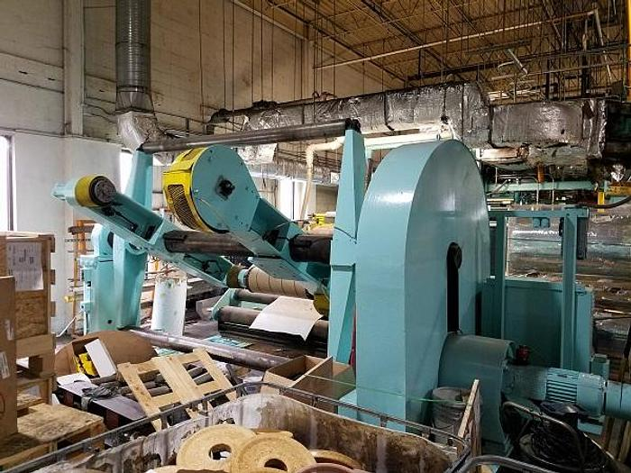 Used LAMINATION LINE (MORE DETAILS COMING SOON)