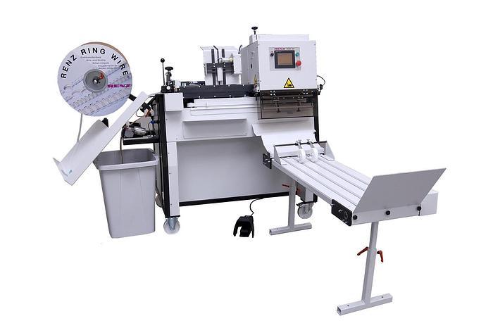 Renz Mobi 360 Semi-Automatic Binding System