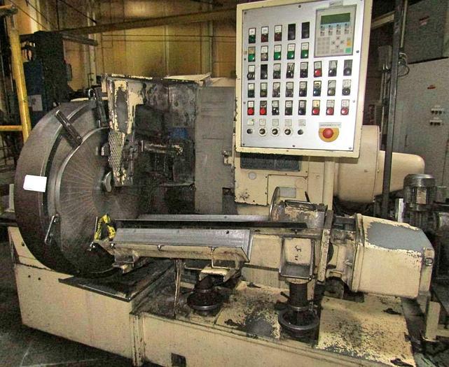 Giustina R236 Double Disc Grinding Machine (2 units)