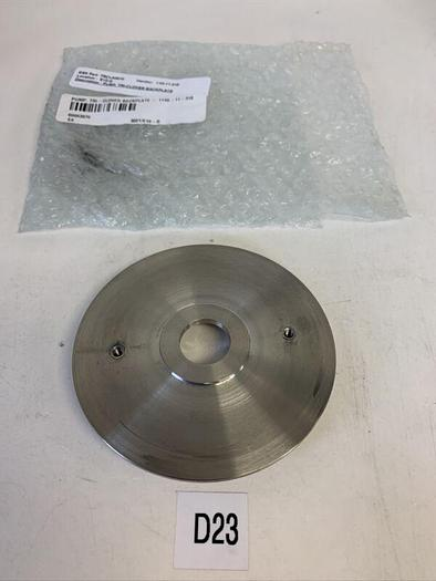 114D-11-316 PUMP TRI-CLOVER  BACKPLATE NEW NO BOX,FAST SHIPPING!~WARR