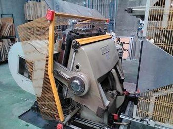 Usato 1995 Rabolini Con metti e leva foglio automatici 100 X 140