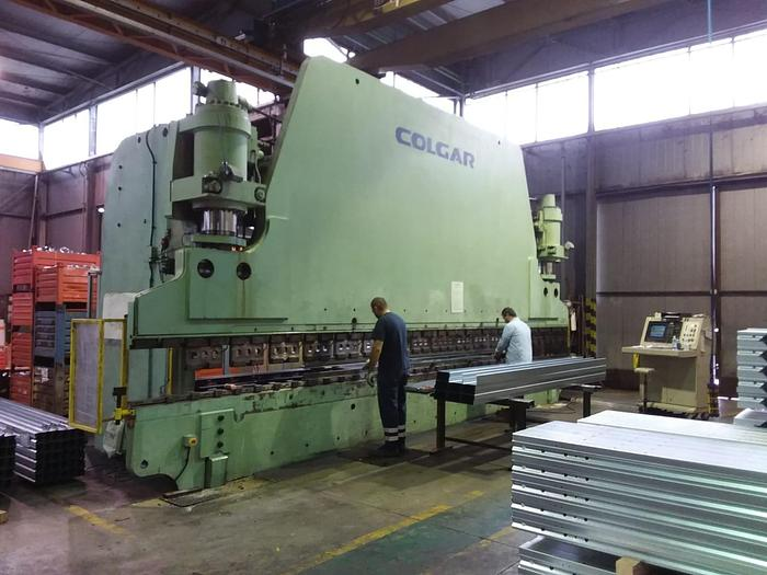 PRESSA PIEGATRICE IDRAULICA COLGAR PI 7171/91 CNC